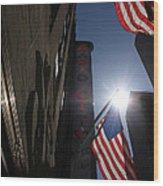 Radio City Music Hall 1 Wood Print