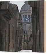 Ragusa Ibla Wood Print