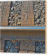 Rail Wood Print