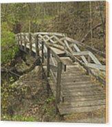 Ramsey Creek Scene 12 Wood Print