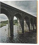 Randalstown, Co Antrim, Ireland Wood Print