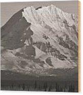 Rangell-st.elias Range Wood Print