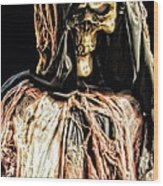 Reaper Wood Print