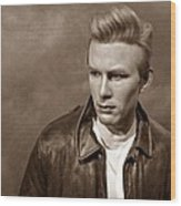 Rebel Without A Cause S Wood Print