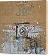 Recycle  Wood Print