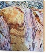 Red Rock Canyon 47 Wood Print