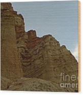 Red Rock II Wood Print