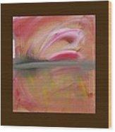 Red Tide  Wood Print