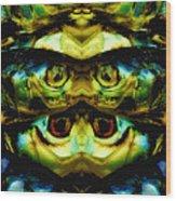 Reflections 1 Wood Print