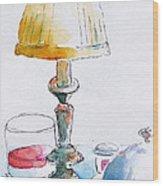 Regatta Grand Dining Room Wood Print