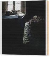 Relics - Celtic Church Wood Print
