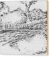 Remembering Ninfa Wood Print