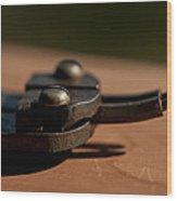Retaining Ring Pliers Wood Print