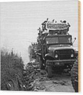 Return Of Pows During Operation Big Wood Print