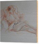 Reverie Wood Print