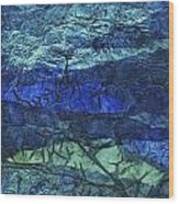 Rhapsody Of Colors 48 Wood Print