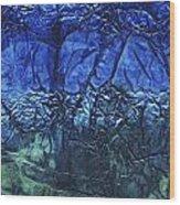Rhapsody Of Colors 65 Wood Print