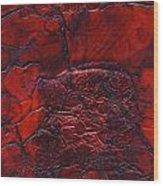Rhapsody Of Colors 68 Wood Print