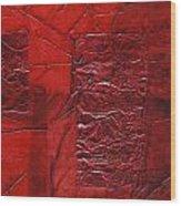 Rhapsody Of Colors 70 Wood Print