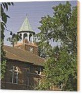 Rhea County Courthouse 3 Wood Print