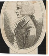 Rhynwick Williams Wood Print