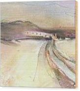 Ribera Del Duero In Spain 14 Wood Print
