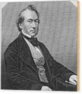 Richard Cobden (1804-1865). /nenglish Politician And Economist. Steel Engraving, English, 19th Century Wood Print