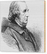 Richard Monckton Milnes Wood Print