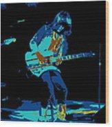 Cosmic Derringer In Spokane 1977 Wood Print