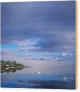 Ring Of Kerry, Dinish Island Kenmare Bay Wood Print