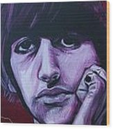Ringo Star Wood Print