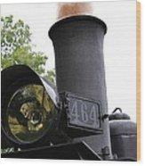 Rio Grande Western K-27 Wood Print