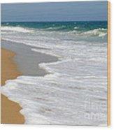 Rising Tide Wood Print