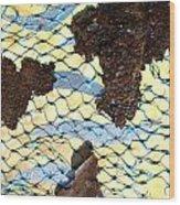 River By Twelve Panel 8 Wood Print
