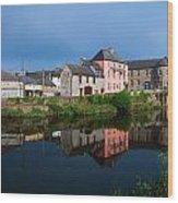 River Nore, Kilkenny, County Kilkenny Wood Print