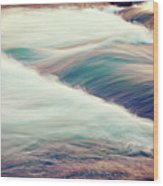 River Rapids Wood Print by Isabelle Lafrance Photography