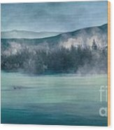 River Song Wood Print