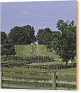 Road To Lynchburg Wood Print