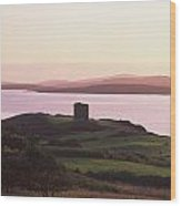 Roaringwater Bay, Co Cork, Ireland Wood Print
