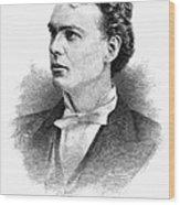 Robert Burns Wilson Wood Print