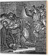 Robert Catesby (1573-1605) Wood Print