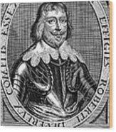 Robert Devereux (1591-1646) Wood Print