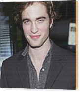 Robert Pattinson At Arrivals For Harry Wood Print
