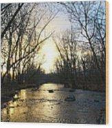 Rock Creek Near Gettysburg Wood Print