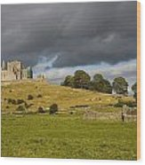 Rock Of Cashel, Cashel, County Wood Print