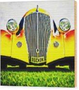 Rockon Rod Wood Print by Phil 'motography' Clark