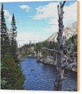 Rocky Mountain National Park1 Wood Print