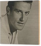 Roddy Mcdowall 1928-1998 In 1965 Wood Print