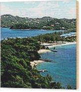 Rodney Bay St. Lucia Wood Print
