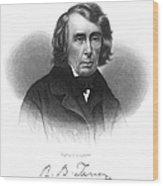 Roger B. Taney (1777-1864) Wood Print